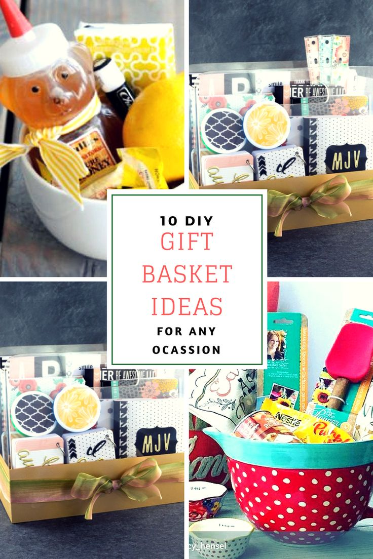 Basket Gifts Gifts Diy Gifts Christmas Gift Ideas Diy