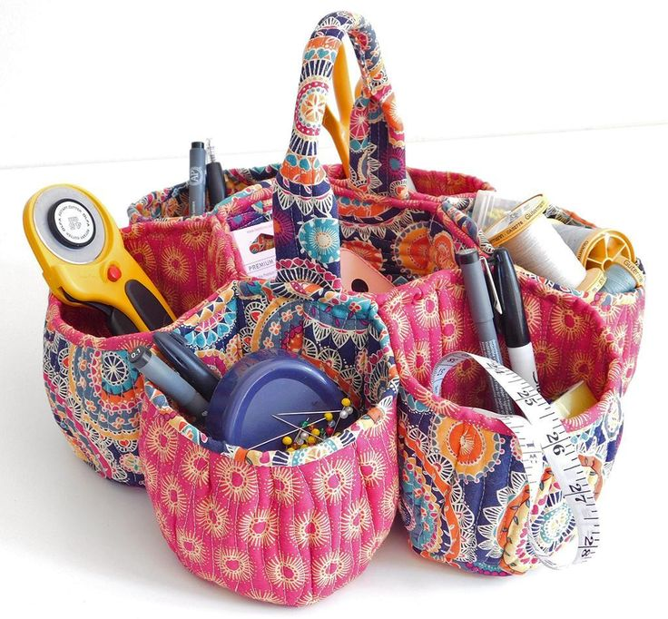 Looking for your next project? You're going to love Honeycomb Basket by desi...