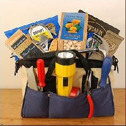 Quick & Easy Mr. Fix-It Auction Basket Idea