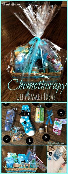 Wondering what gifts might be helpful to someone going through chemotherapy? Thi...