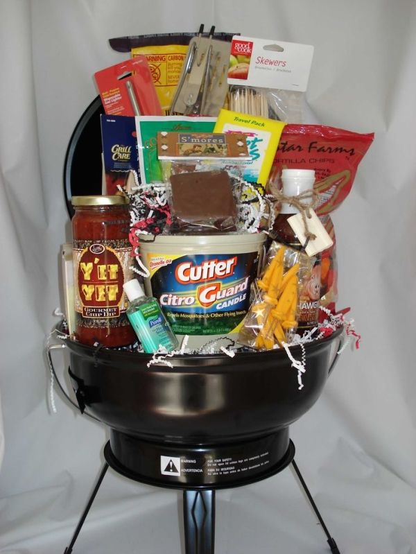 Silent Auction Gift Basket Ideas