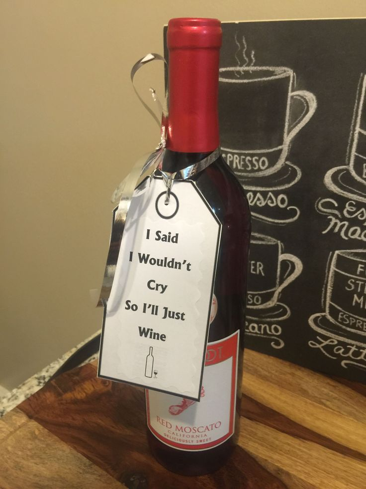 DIY gift idea for someone that's