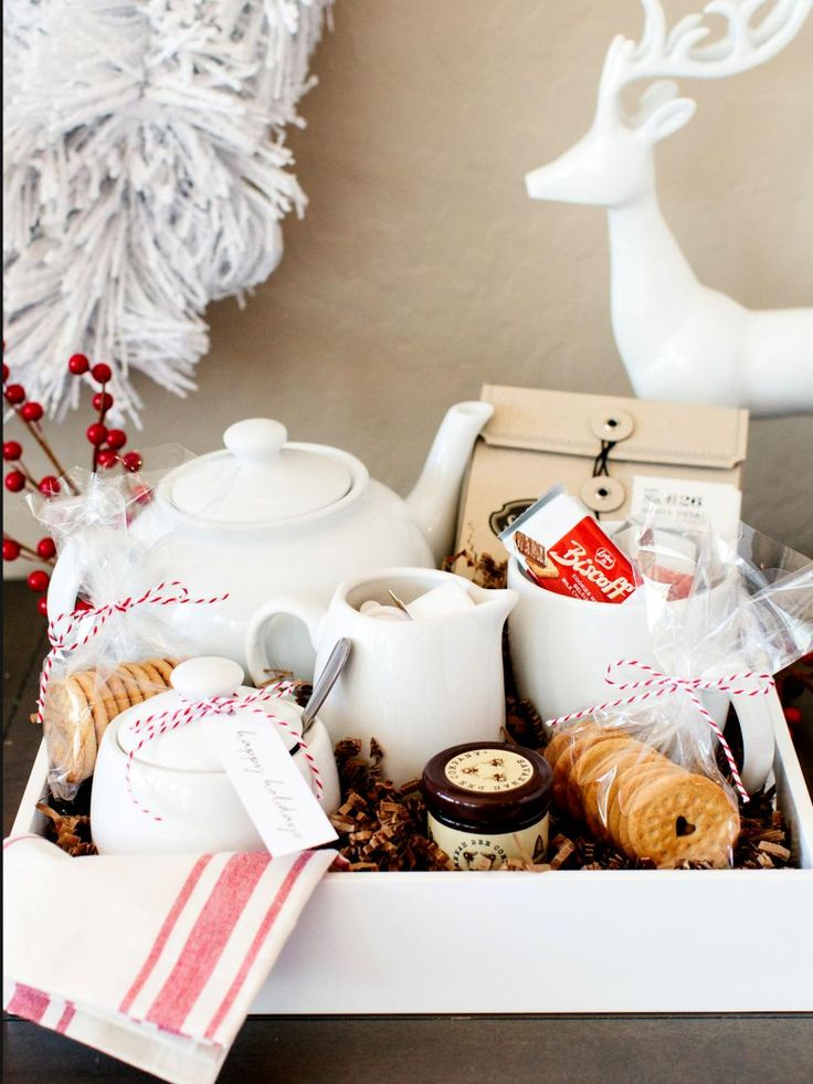 Culinary Gift Basket Ideas