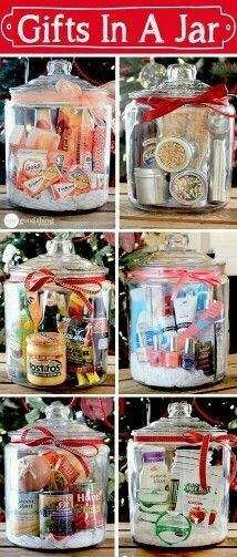 Try to make these wonderful cheep jars there great for gift giving and fun to ma...