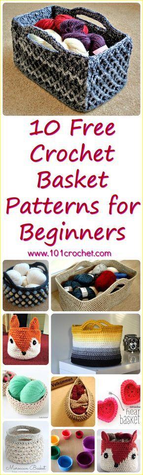www.101crochet.com wp-content uploads 2017 02 10-Free-Crochet-Basket-Patterns-fo...