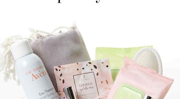 Basket Gifts : 10 Lavish Easter Basket Ideas for a Spa Day at Home | Martha Stewart Living – Th…