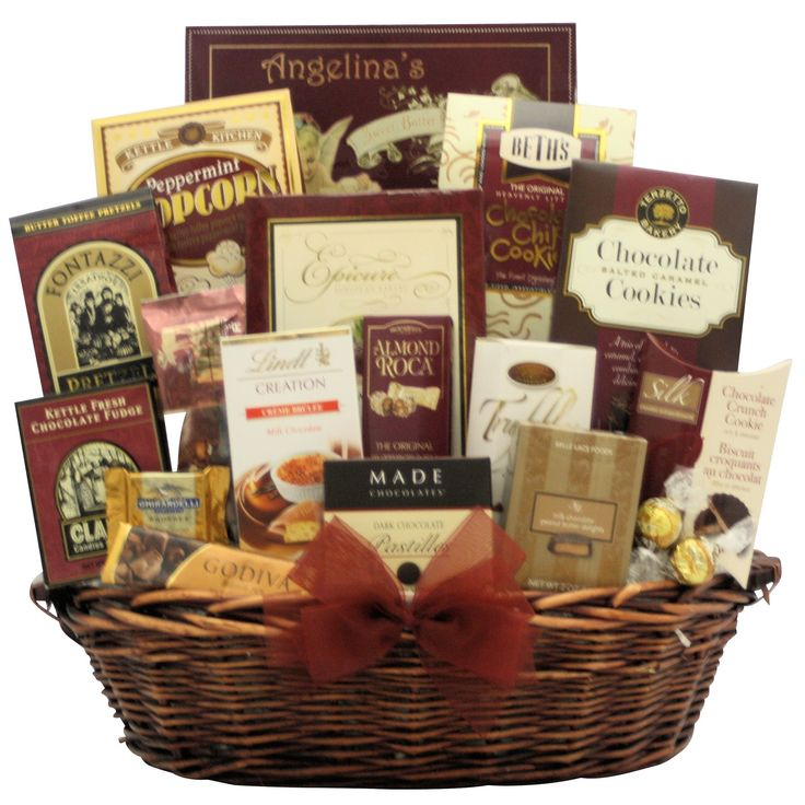 (Brown) Madness Gourmet Gift Basket
