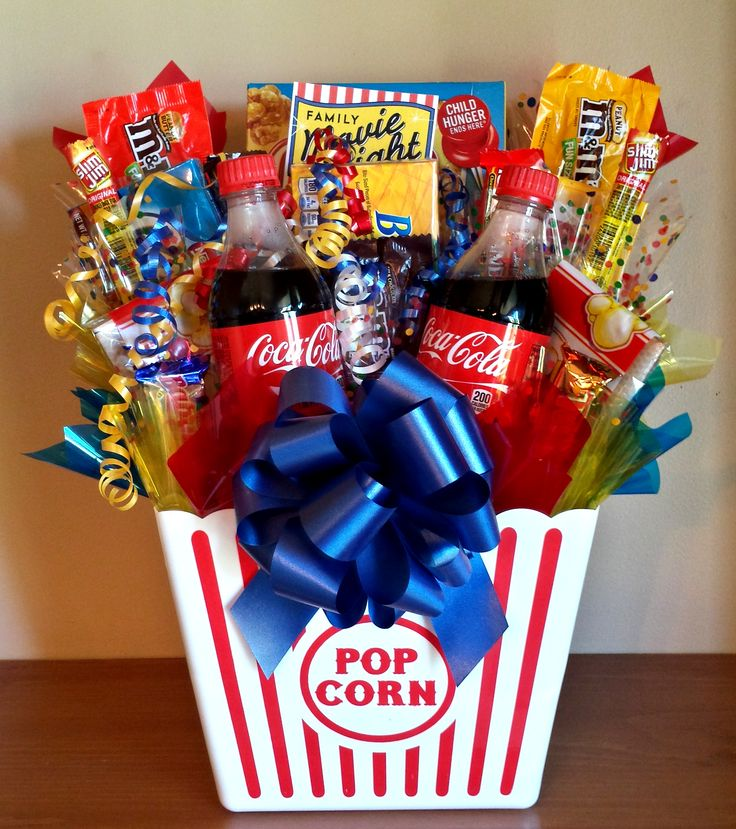 Basket Gifts : Homemade Gift Ideas