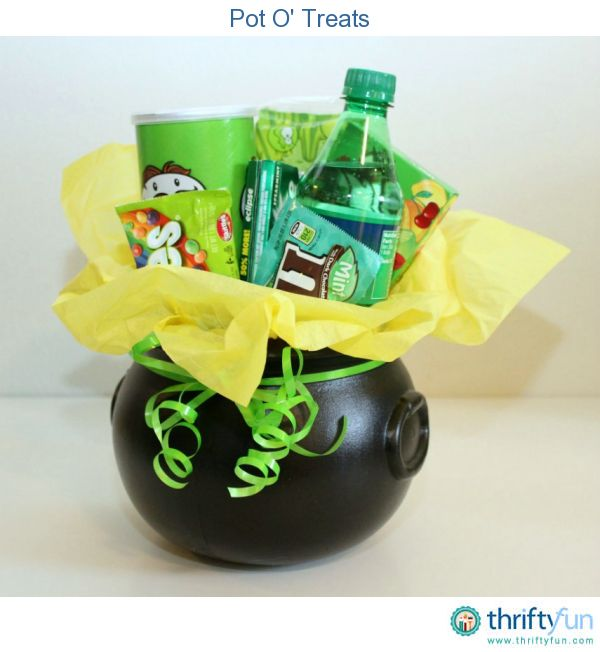 I wanted to put together some treats for our kids in celebration of St. Patrick&...