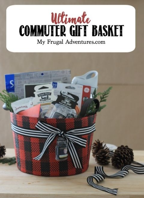 The Ultimate Commuter Gift Basket