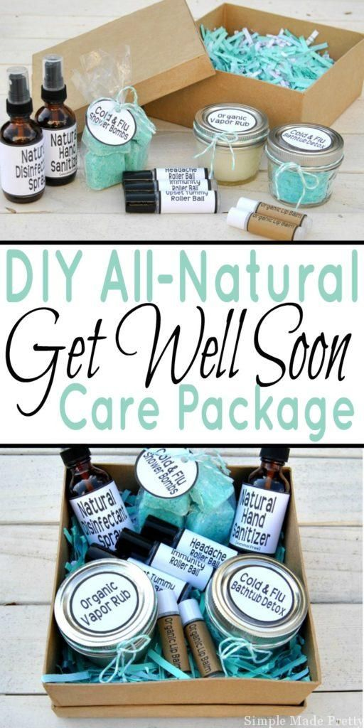 Treat a cold or flu with all-natural products! Here's how to make a DIY all-...