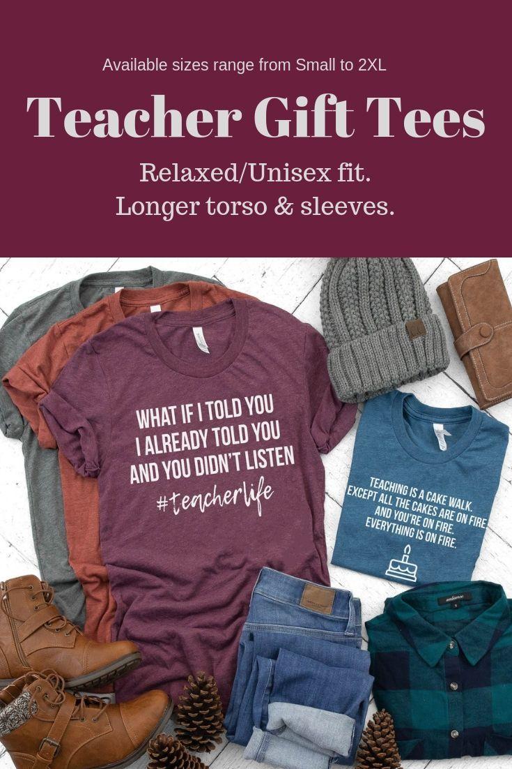 Love these teacher graphic tees. #education #teacherlove #gift #tee #shirt #clot...
