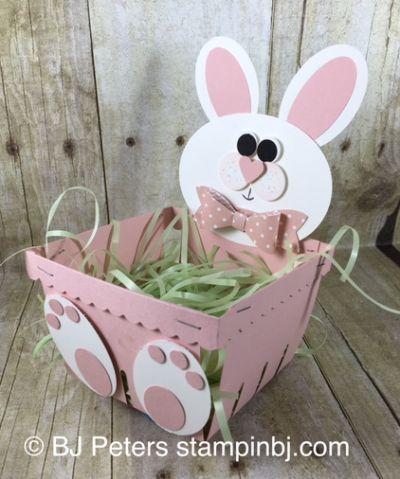 Easter Inspiration Day 6 Bunny Treats