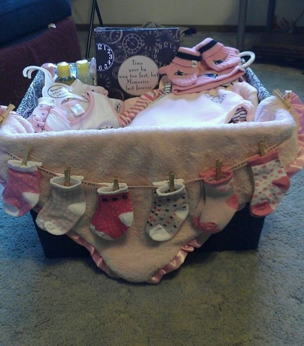 Beautiful Baby Shower Gifts Easy