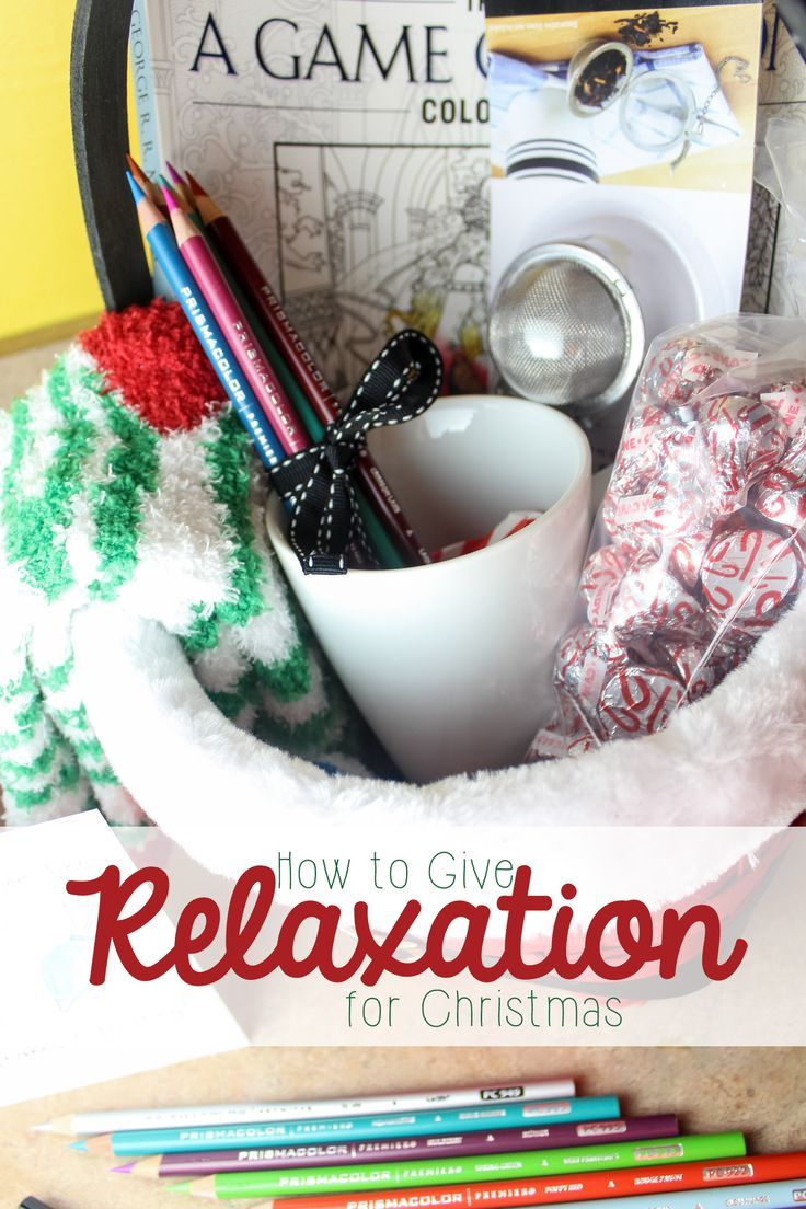 Feeling stressed? Have a friend who needs to relax? Give the gift of relaxation ...