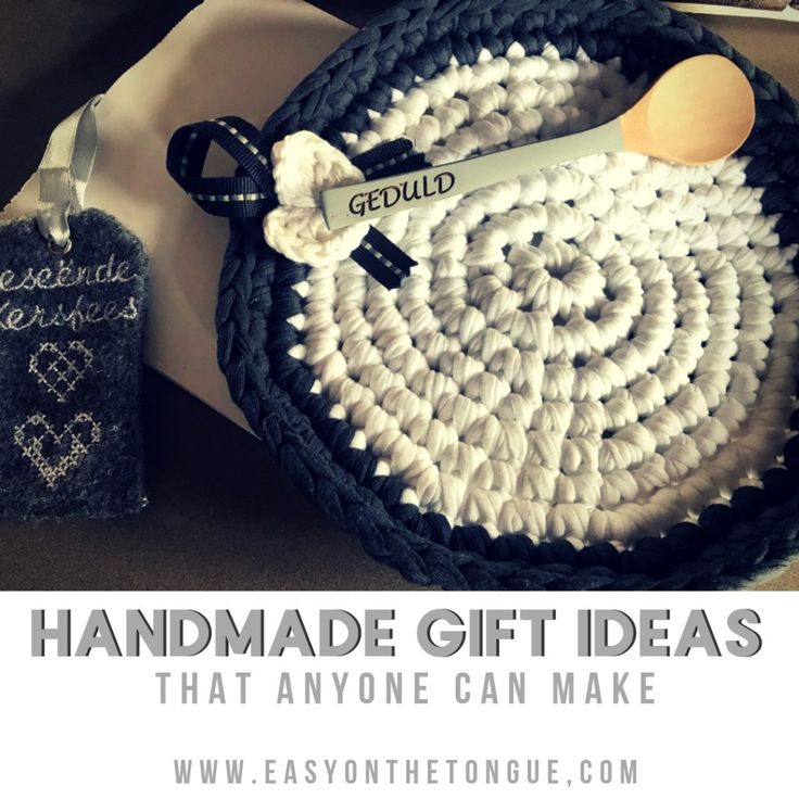 Easy & Inexpensive Handmade Christmas Gifts that will melt your heart