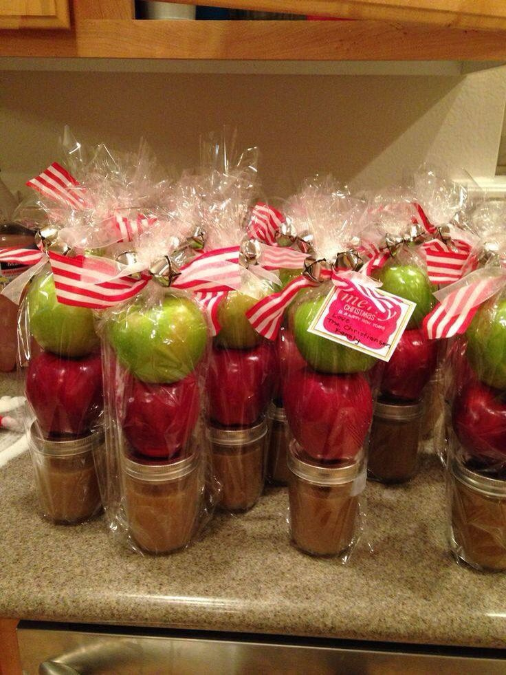 Cute Christmas Gift Ideas For Friends.Basket Gifts Cute Christmas Gift For Neighbors And Friends