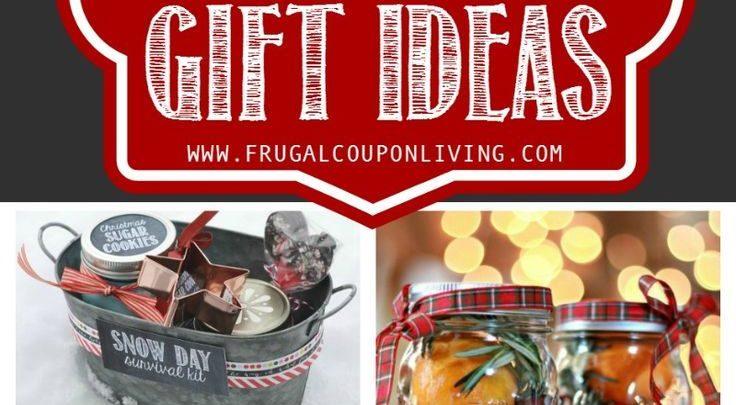 Christmas Gift Ideas 2019 Diy.Basket Gifts 31 Diy Christmas Gift Ideas Giftsmaps Com