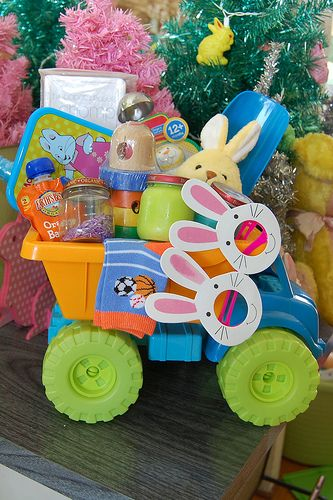 10 Fun Toddler Easter Basket Ideas - Page 11 of 11
