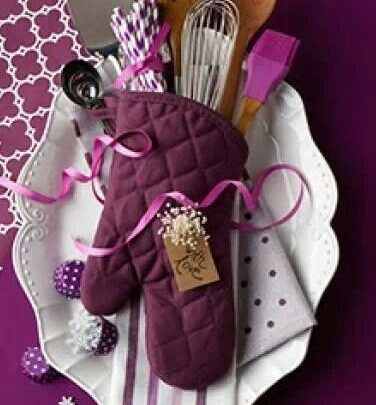 Basket Gifts Great Baking Cooking Themed Gift Idea For A Housewarming Thank You Birthday Bridal Shower Teacher By Malinda