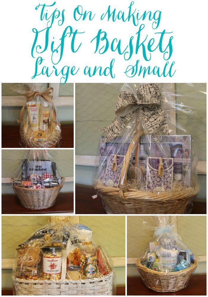 Tips For Making Gift Baskets