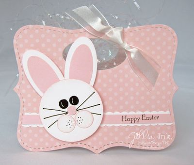 Top Note Easter Gift Bag