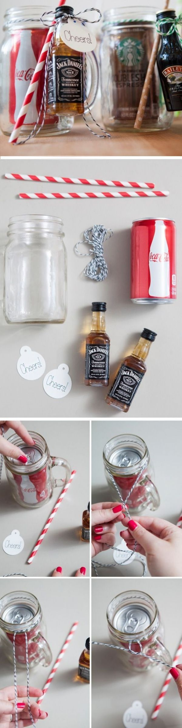 135 Homemade Christmas Gift Ideas to make him say