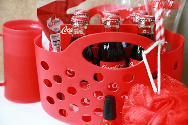 Coca Cola Gifts >> Basket Gifts Coca Cola Gift Basket For Teachers Giftsmaps Com