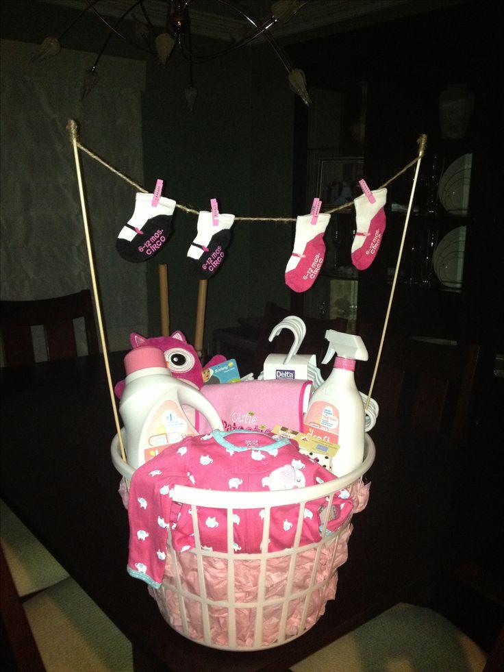 Basket Gifts Laundry Basket Baby Shower Gift Giftsmaps Com Leading Gifts Ideas Unique Gifts Inspiration Magazine