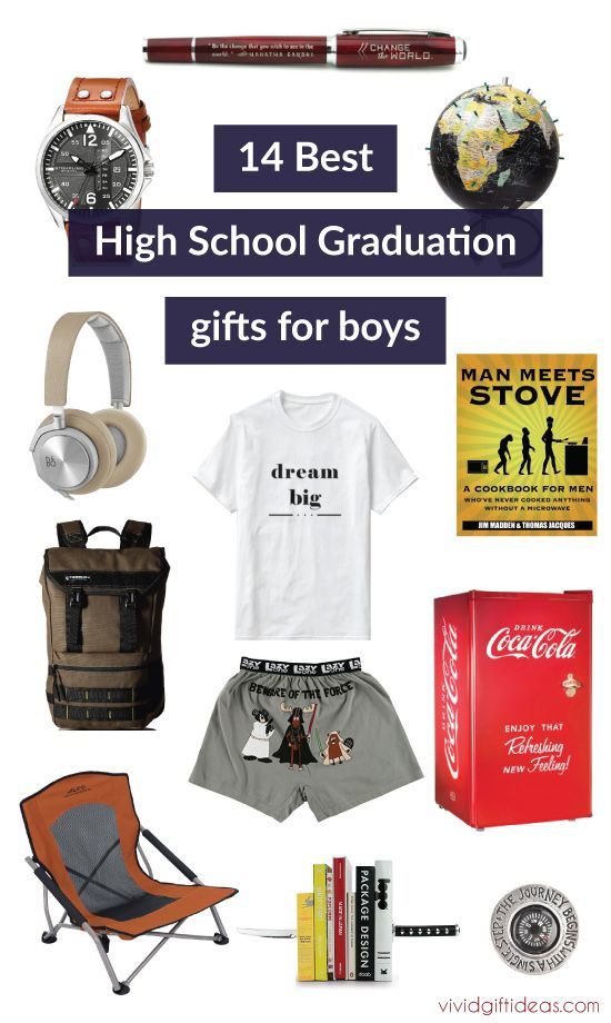 14 High School Graduation Gift Ideas for Boys