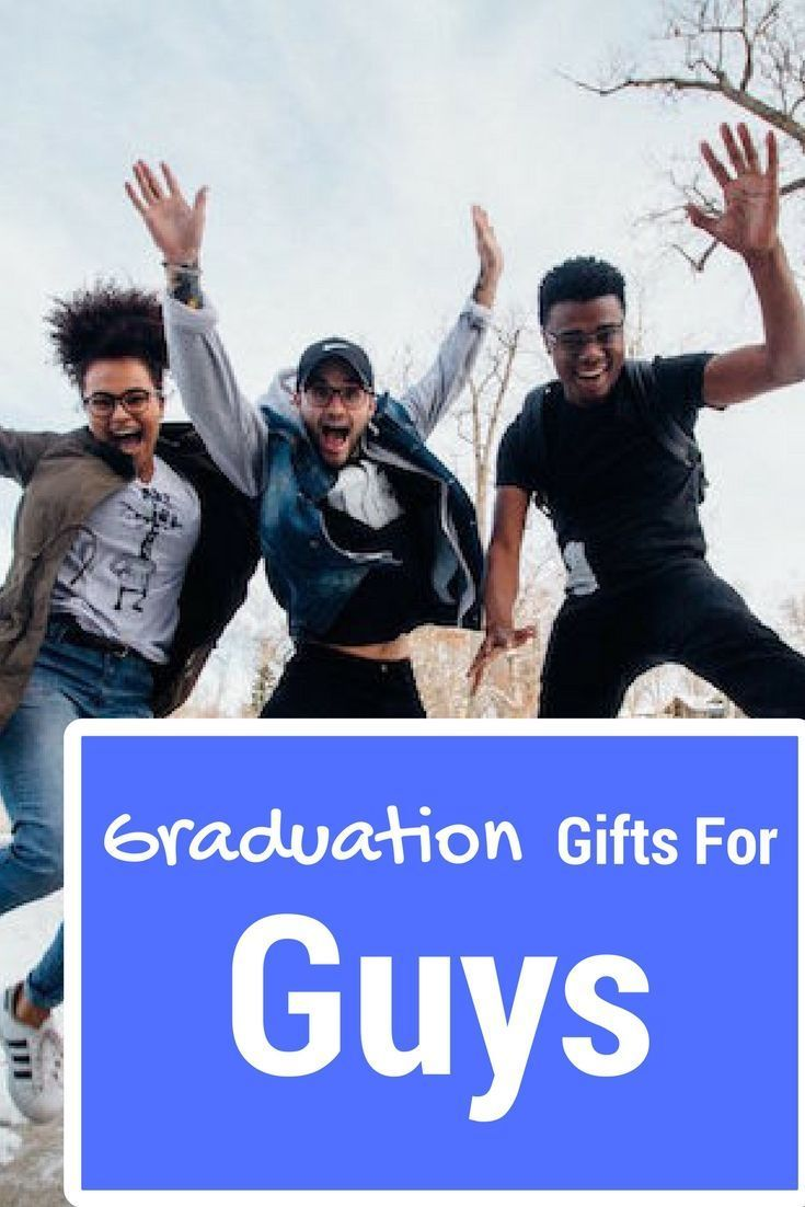 2019 High School Graduation Gifts for Guys. They Will Love These!