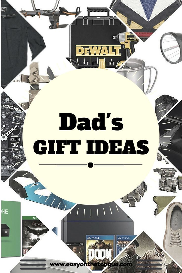 The Not-So-Every-Day Perfect Gifts for Dad