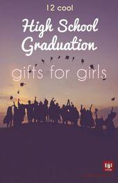 12 Best High School Graduation Gifts for Girls | Vivid