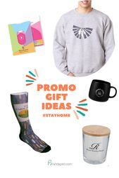 8 Promotional Items While Customers Stay Home