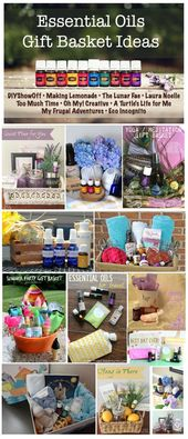 Summer Party Gift Basket - Oh My Creative