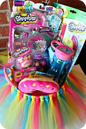 DIY: Shopkins Tutu Easter Basket! - The Denver Housewife