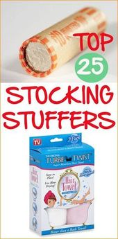Top 25 Stocking Stuffers - Paige's Party Ideas