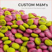 Custom Logo M&Ms Packs - Brand Spirit Promotional Products