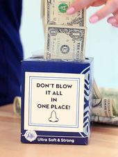 How Punny Are These 5 Crafty Ways to Give Cash Gifts?