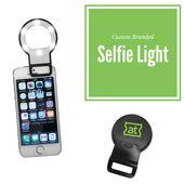 Cool New SWAG - Add Your Logo To Selfie LED Lights   Brand Spirit Blog