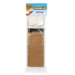 Small S'mores Kit Header Bag - 48 Hour Express Item