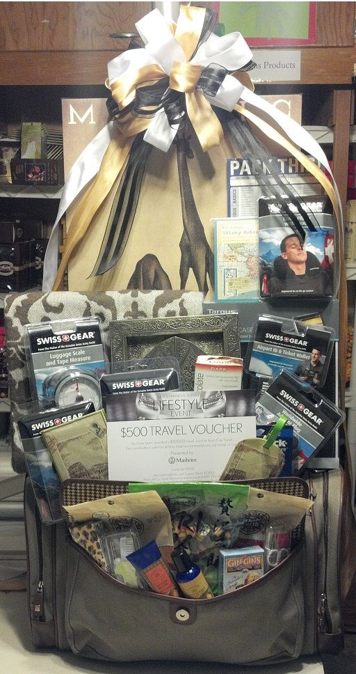 Special Event and Silent Auction Gift Basket Ideas by M.R. Designs & Gifts
