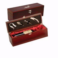 4 PC Single Wine Box