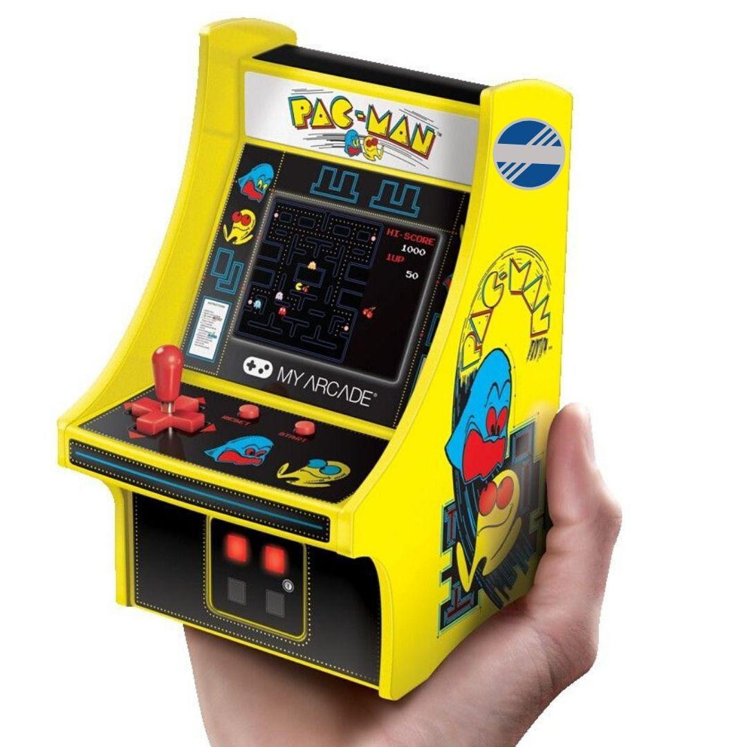 Pac-Man Retro Micro Arcade Game