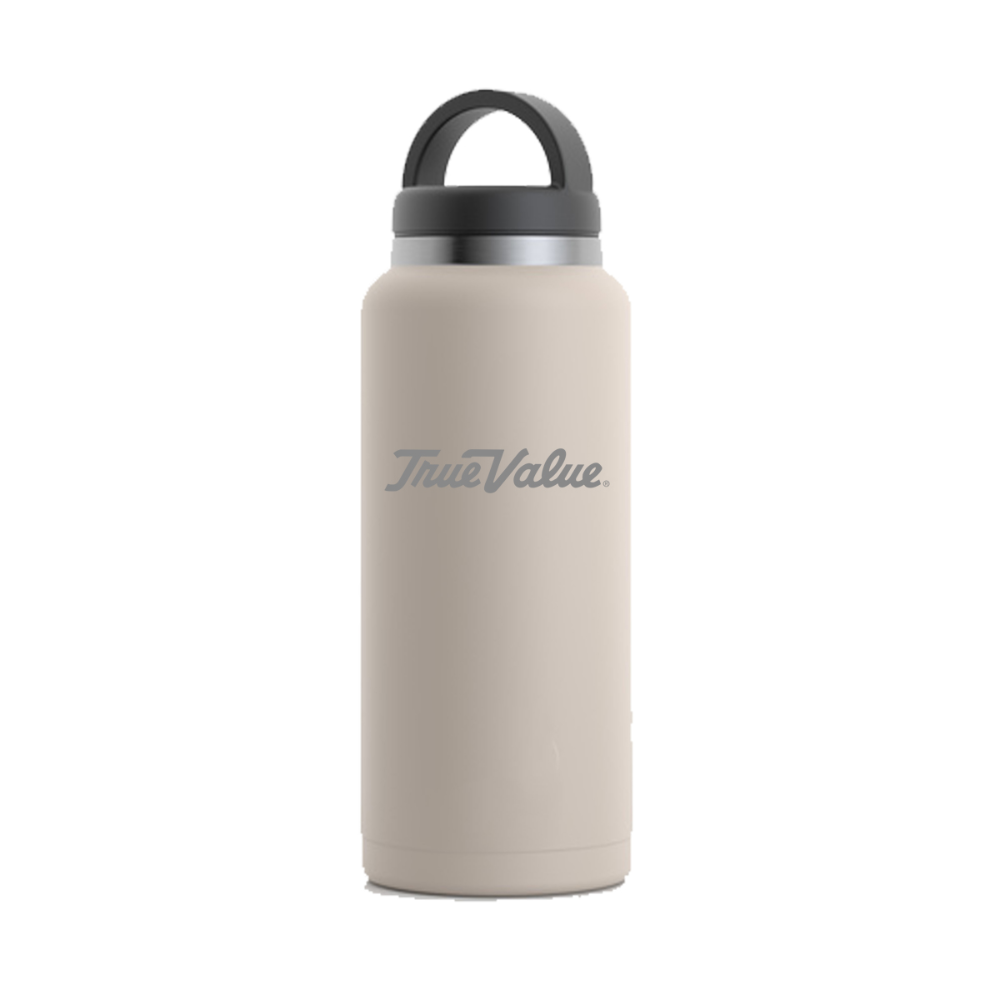 RTIC 36oz Ringed Beach Stainless Steel Bottle