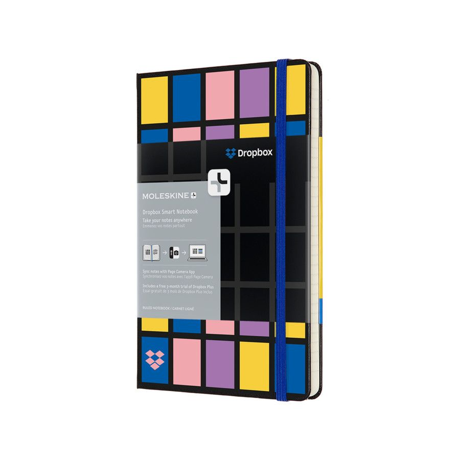 Moleskine® Dropbox Smart Notebook